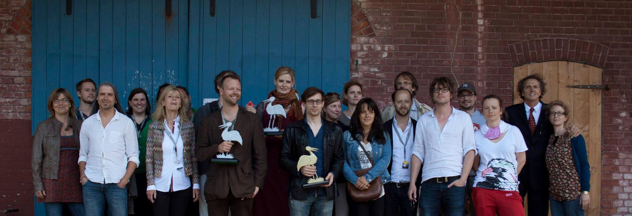 Die Teilnehmer des Festivals 2013
